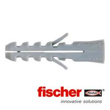 Fischer pluggen S 10 50 stuks