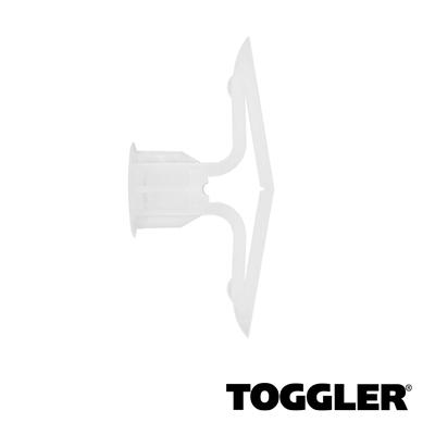 Toggler hollewandpluggen TC 15-19 mm 6 stuks