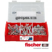 Fischer assortimentsdoos Fixtainer Duoline