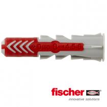 Fischer Duopower pluggen 8x40 mm 100 stuks