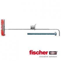Fischer DuoTec hollewandpluggen 12mm met bolkopschroeven 10 stuks