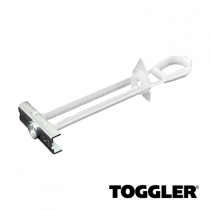 Toggler hollewand anker M10 10-64 mm 25 stuks