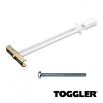 Toggler hollewandanker met bouten M6 10-92 mm 6 stuks