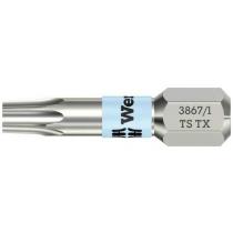 Wera bit TORX-10 RVS 3867/1 TS