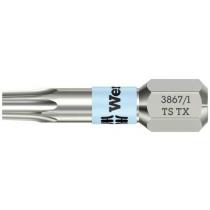 Wera bit TORX-40 RVS 3867/1 TS
