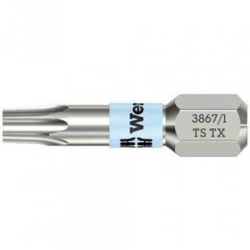 Wera bit TORX-25 RVS 3867/1 TS